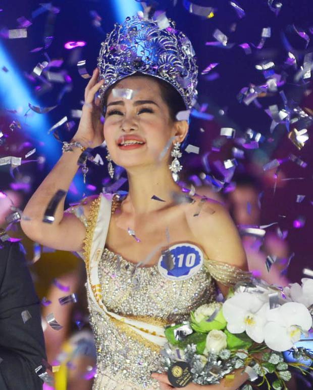 Thanh tra Bộ chưa có kết quả về việc tân Hoa hậu Đại dương 2017 có can thiệp thẩm mỹ thêm bộ phận nào khác trên gương mặt hay không.