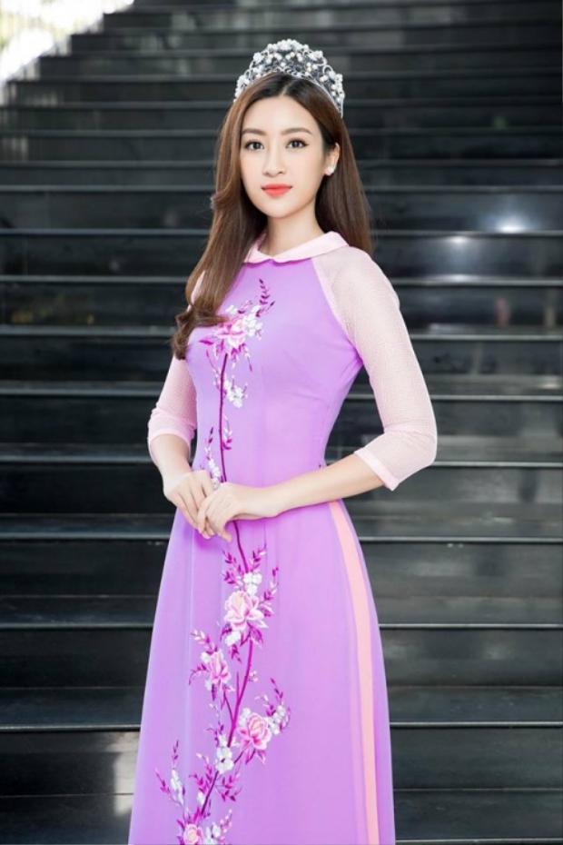 Một số hình ảnh của Hoa hậu Đỗ Mỹ Linh tại Miss World 2017.