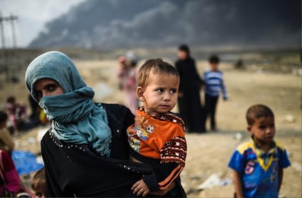 Bất chấp những rắc rối của đất nước, hoặc có lẽ vì sự đồng cảm thấu hiểu, người dân Iraq luôn nhanh chóng giúp đỡ người lạ mặt