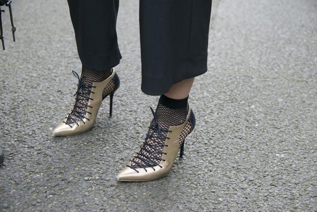 hay giày cao gót đều đẹp và đỉnh cả.