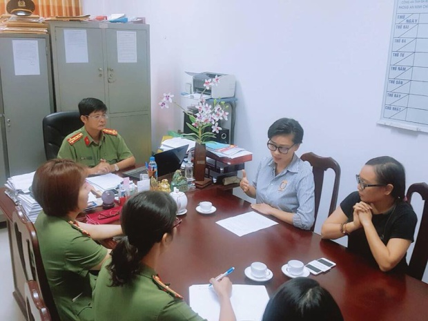 Ngô Thanh Vân đã làm việc với công an, khẳng định không nhân nhượng với kẻ livestream Cô Ba Sài Gòn