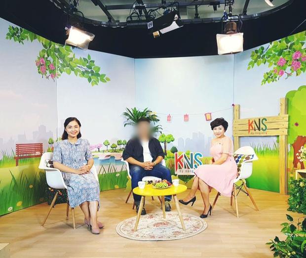 T.V.Q trên sóng truyền hình.