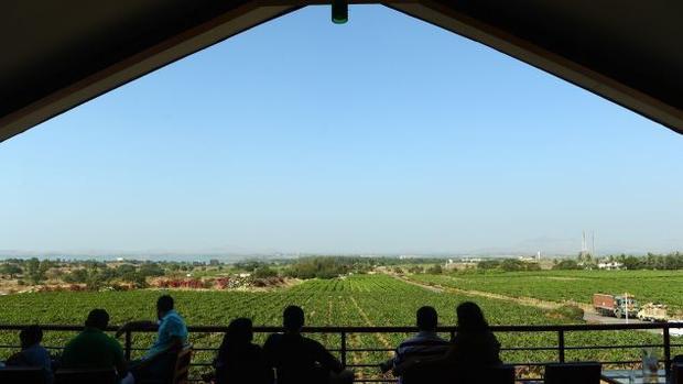 Sula Vineyard là nhà máy rượu đầu tiên ở Nashik.