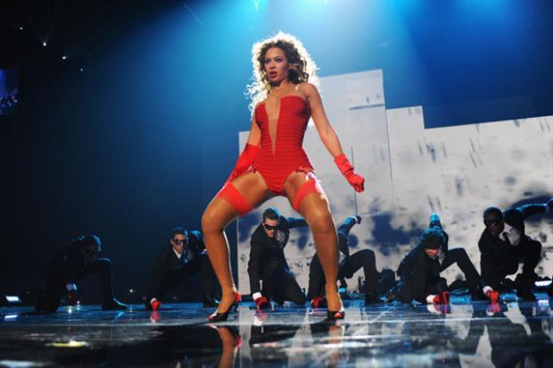 Beyoncé tại MTV EMAs 2009 tại Berlin.