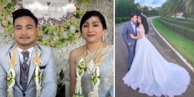 Cặp đôi quyết định tổ chức lễ cưới sau 5 năm quen nhau.