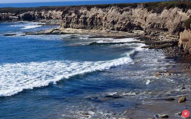 Bãi biển tuyệt đẹp ở California, Mỹ bắt đầu mở cửa chào đón du khách sau hơn 100 năm