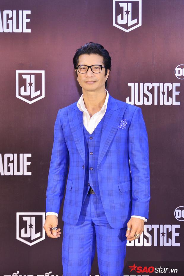 Diễn viên Dustin Nguyễn