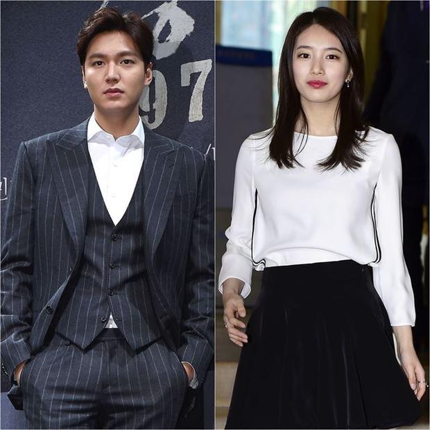 JYP xác nhận thông tin Lee Min Ho - Suzy chia tay sau 2 năm hẹn hò.
