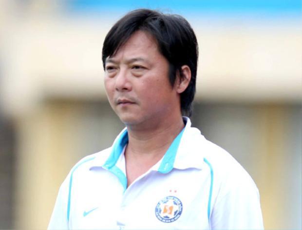 HLV Huỳnh Đức đã xin nghỉ ở CLB Đà Nẵng. Ảnh: Thethaovanhoa
