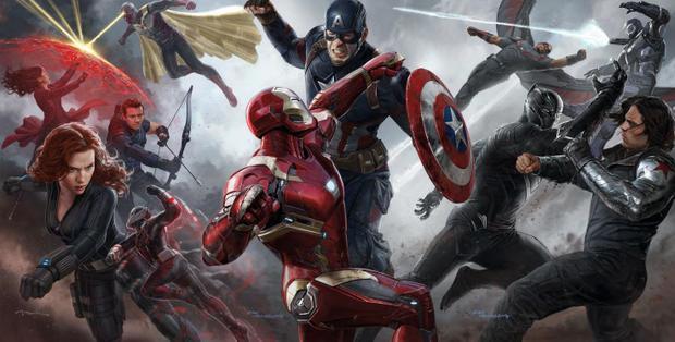 8 siêu phẩm của Vũ trụ điện ảnh Marvel mà các fan nhất định phải xem