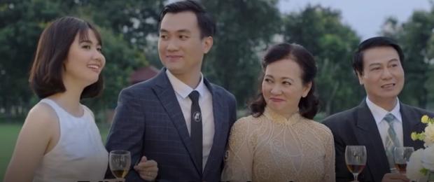 Mẹ chồng Trang dành nhiều lời khen cho nàng dâu thứ nhà ông bà Lâm.