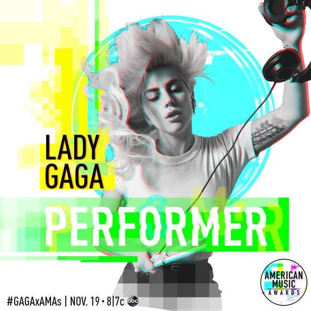 Chưa đến ngày diễn AMAs, BTS chỉ vừa qua Mỹ đã gây ấn tượng với fan Lady Gaga