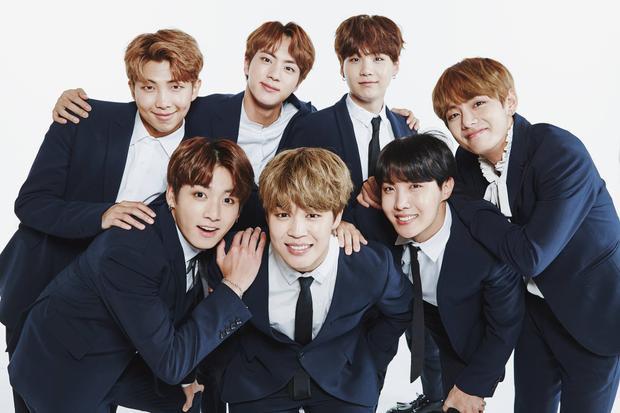 BTS là nhóm nhạc đầu tiên trong lịch sử Kpop nhận được lời mời tham gia2017 American Music Awards.