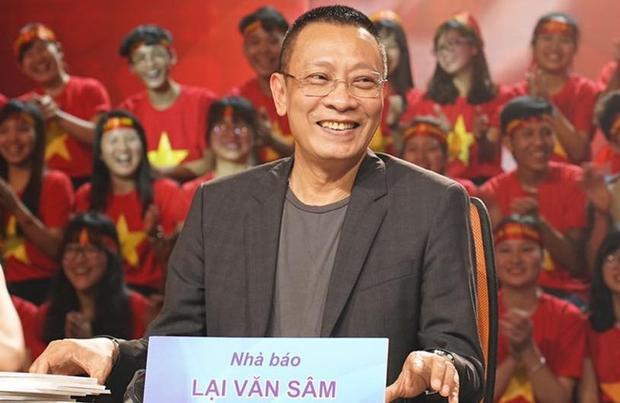 """Nhiều người hẳn vẫn còn nhớ, MC Lại Văn Sâm từng """"gây sốt"""" khi dẫn dắt gamshow vận động ăn khách """"trò chơi liên tỉnh"""" của VTV3."""