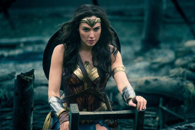 Vẻ đẹp nao lòng người của Wonder Woman