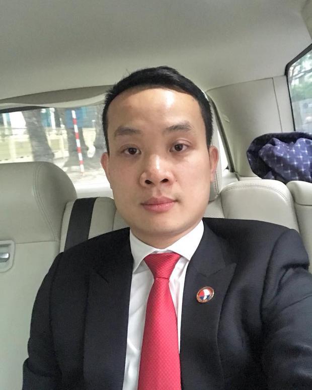 Hình ảnh doanh nhân Đỗ Hữu Hậu ngoài đời