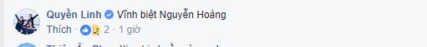 MC/diễn viên Quyền Linh đau buồn vĩnh biệt tài tử một thời của màn ảnh Việt.