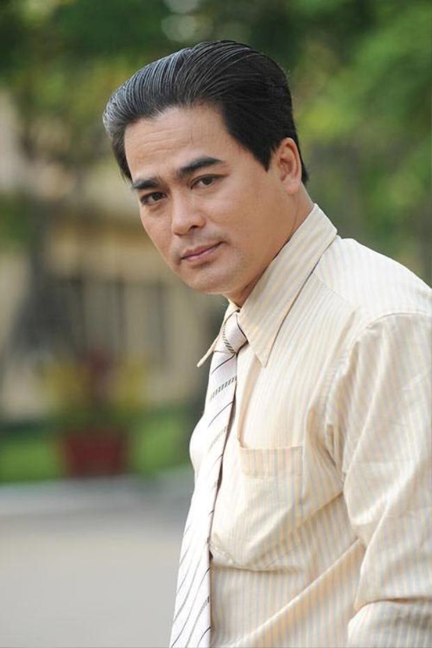 Diễn viên Nguyễn Hoàng.