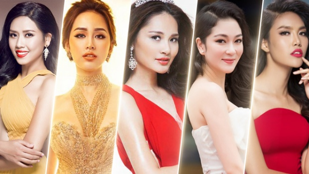 Những nhan sắc Việt khiến khán giả nước nhà… nở mày nở mặt trên đấu trường quốc tế!