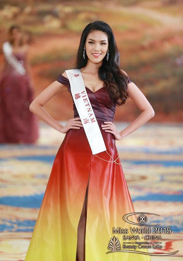 """Lan Khuê đành ngậm ngùi từ bỏ giấc mơ đến gần chiếc vương miện danh giá của Miss World vì sự """"trở mặt"""" của ban tổ chức!"""