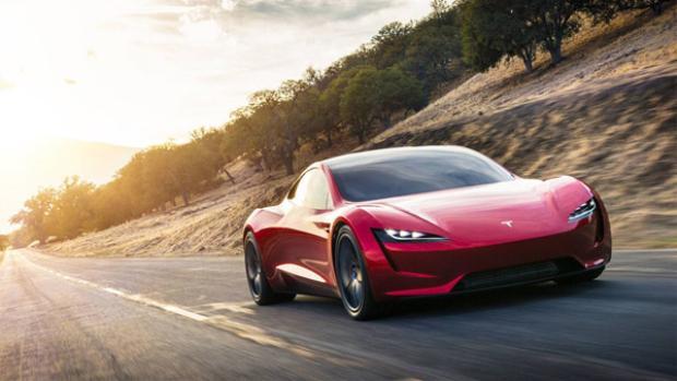 Tesla ra mắt siêu xe điện mui trần nhanh nhất thế giới