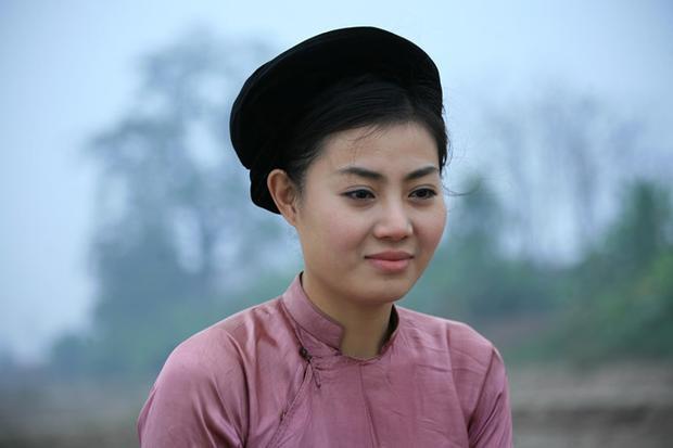 Nữ diễn viên Thanh Hương trong vai Nương.