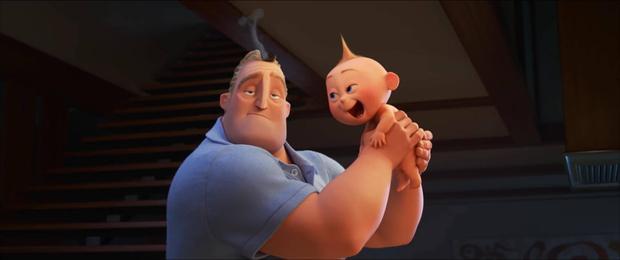 The Incredibles 2 tung teaser trailer  Siêu phẩm tuổi thơ sắp tái xuất giang hồ sau 13 năm