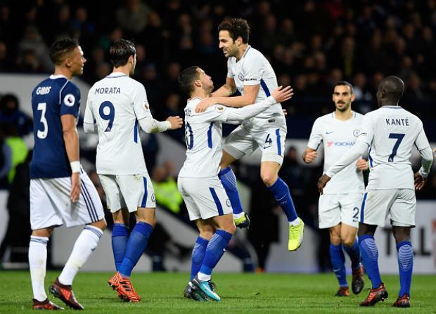 Eden Hazard đã góp công lớn đưa Chelsea trở lại cuộc đua vô địch.