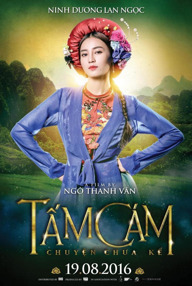 Để có vai diễn chảnh và đỏng đảnh như Cô Ba Sài Gòn là cả một quá trình lột xác của Lan Ngọc