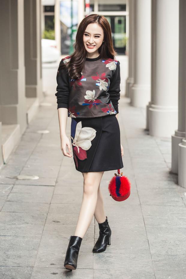 Angela Phương Trinh luôn khẳng định được gout thời trang đẳng cấp của mình từ thảm đỏ ra đến đường phố.