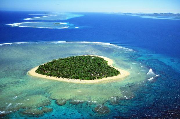 Dừng chân ở 'Đảo quốc thiên đường' Fiji