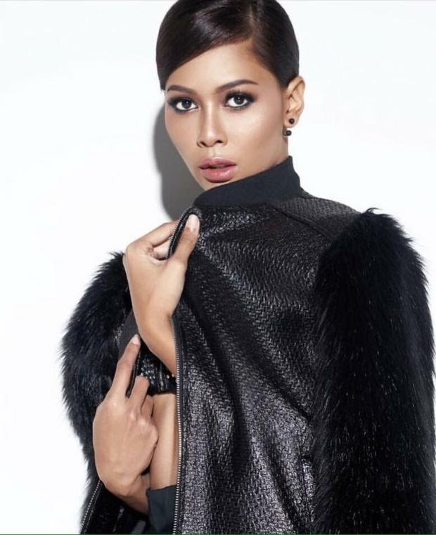 """Thành công liên tiếp tại HHHV những năm gần đây đã khiến các đại diện đất nước """"vạn đảo"""" gây được chú nhiều hơn. Và Bunga được kì vọng sẽ giúp Indonesia tiến xa hơn tại Miss Universe 2017."""