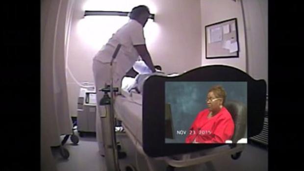 Các y tá thờ ơ trong khi bệnh nhân đang hấp hối.
