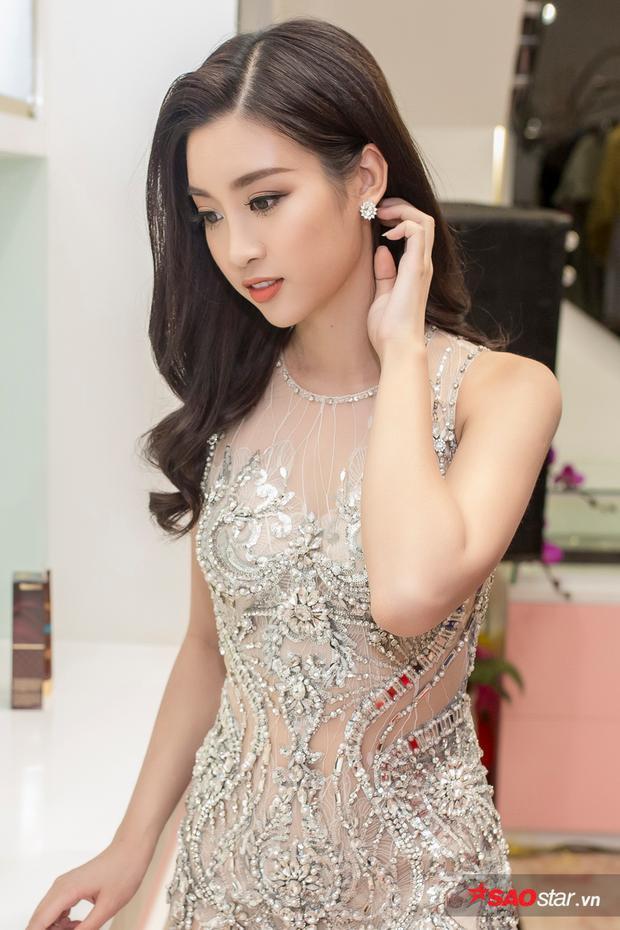 Đỗ Mỹ Linh cảm thấy hơi buồn và tiếc trước kết quả chỉ dừng lại ở Top 40 Hoa hậu Thế giới 2017.