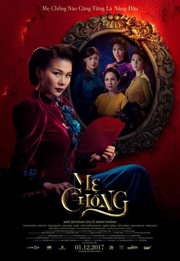 Không phải Lan Khuê hay Midu, chính Thanh Hằng là chủ nhân cảnh nóng trong 'Mẹ chồng'