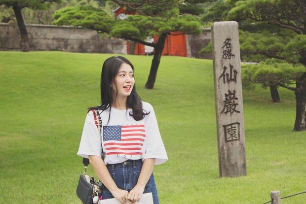 Mẫn Tiên bất ngờ xuất hiện trên Đài truyền hình Nhật Bản!