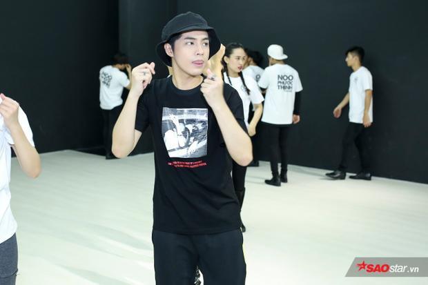 Noo Phước Thịnh cùng dàn vũ công chuẩn bị cật lực cho liveshow hoành tráng tại Hà Nội