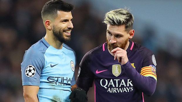 Sergio Aguero rất muốn người bạn thân chuyển đến Man City