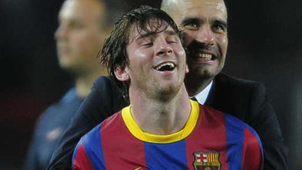 Messi và Pep Guardiola sẽ sớm tái hợp?
