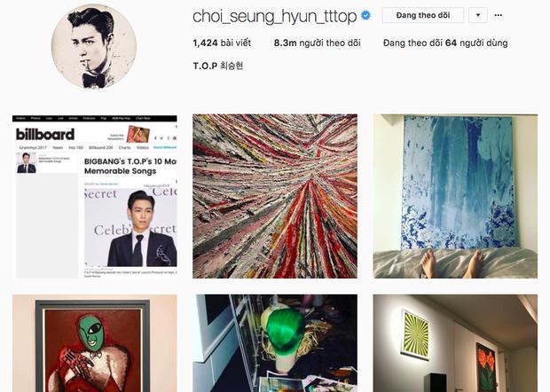 Top 10 ông hoàng Instagram sở hữu lượng người hâm mộ hùng hậu nhất nhì K-biz