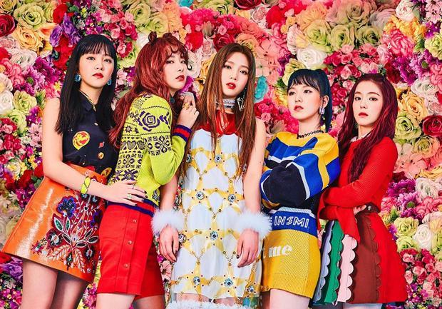 Hẳn Red Velvet sẽ là cái tên đáng gờm ở hạng mục nhóm nhạc nữ xuất sắc nhất.