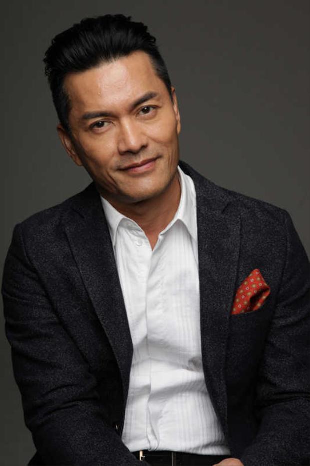 Nam diễn viên Lữ Lương Vỹ.
