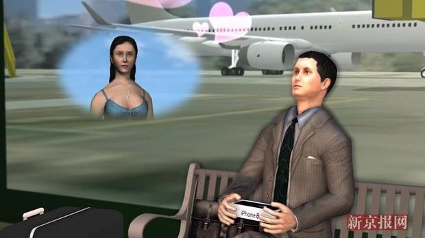 Bồ nhí đến tận nhà đánh ghen vì mua cho vợ điện thoại iPhone X.
