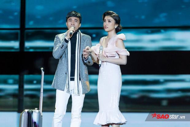 Sự tương đồng giữa hai giọng hát giúp Tiêu Châu Như Quỳnh và Trường Sơn có một bản tình ca ăn ý.