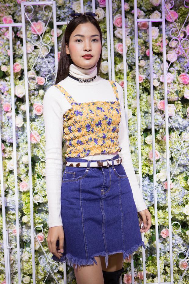 Chà Mi vốn được biết đến là chân dài cá tính của làng mốt Việt. Cô từng để lại ấn tượng ở Vietnam's Next Top Model 2014 và phiên bản All Star 2017. Giữa dàn thí sinh tiềm năng, Chà Mi nổi lên bới gương mặt thuần Á Đông và cá tính mạnh mẽ.