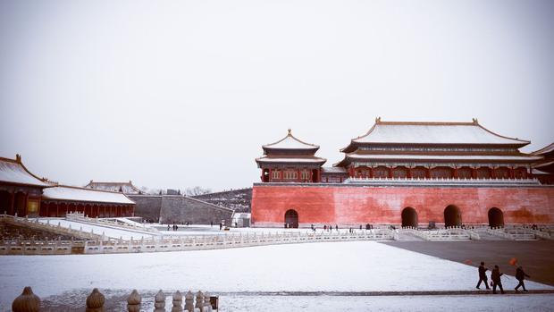 Bắc Kinh: Tử Cấm Thành của Bắc Kinh là cung điện hoàng gia của Trung Quốc trong khoảng 500 năm, từ 1420-1912.