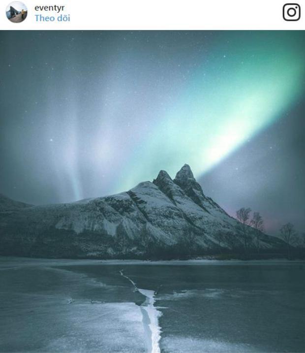 Ánh sáng cực quang ngoạn mục nhất hành tinh có sức mạnh thôi miên, đốn tim biết bao nhiêu du khách.