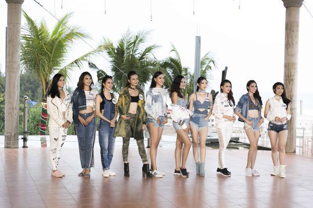 Học trò cưng Lan Khuê bất ngờ có chiến thắng đầu tiên tại HHHV Việt Nam