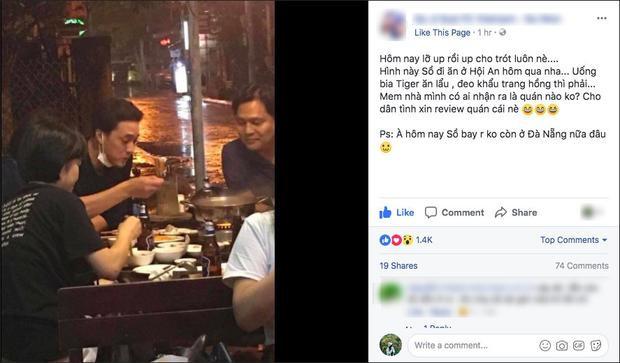 Theo như thông tin chia sẻ, tài tử Hàn Quốc điển trai đã rời khỏi Đà Nẵng - Hội An.