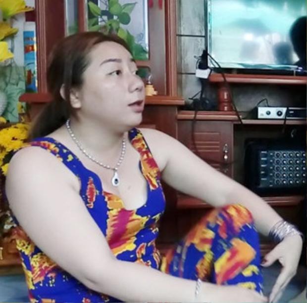 Trần Thị Kiều Tiên (mẹ kế của bé T.)